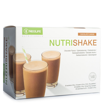 NutriShake, Protein drink, chocolate